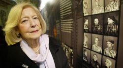Sie pflegte Anne Frank im 2. Weltkrieg: Gena Turgel mit 95 Jahren