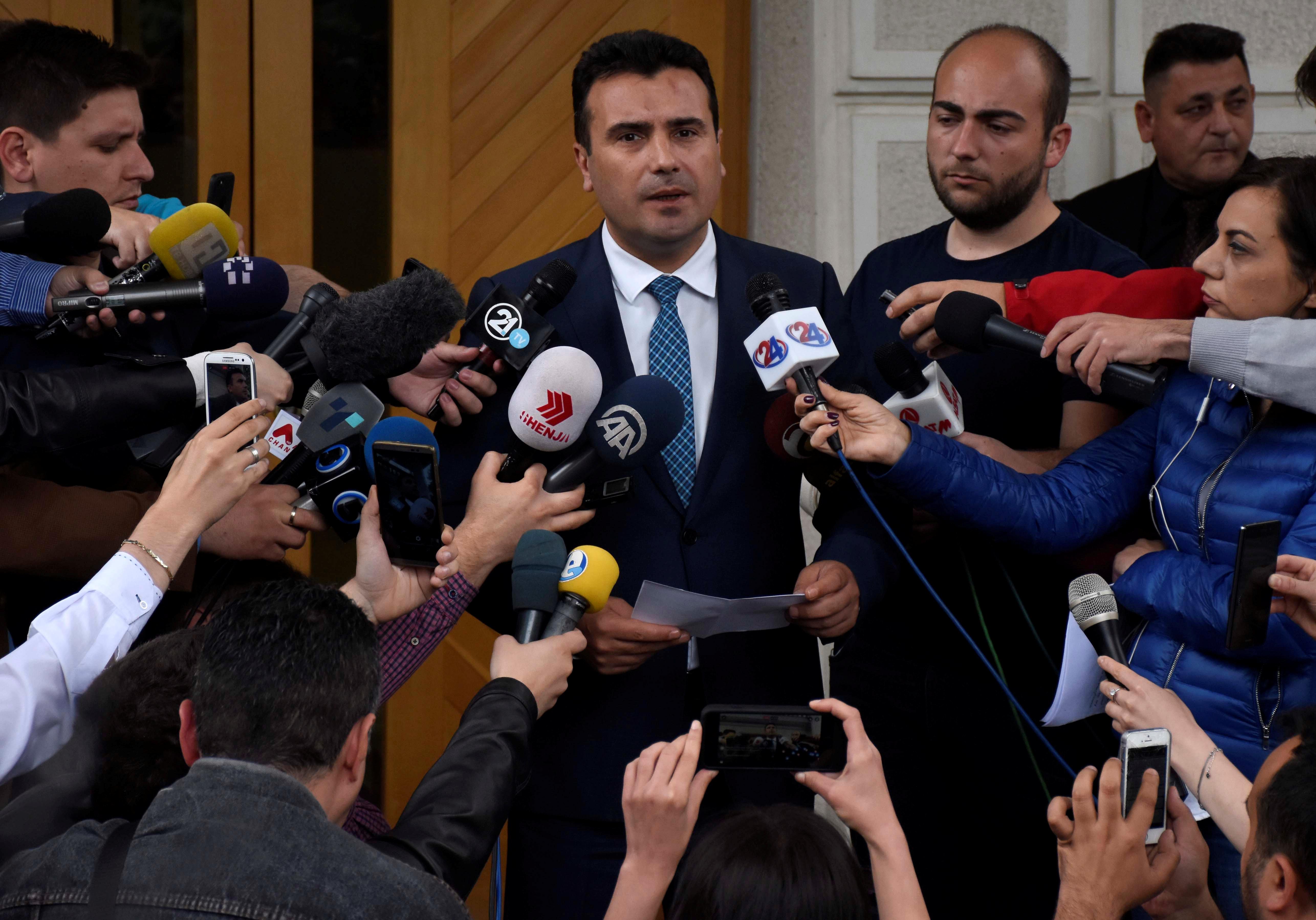 Κυβερνητικός εκπρόσωπος πΓΔΜ: Δεν υπάρχουν διαφορετικές θέσεις και διαφωνίες στην κυβέρνηση