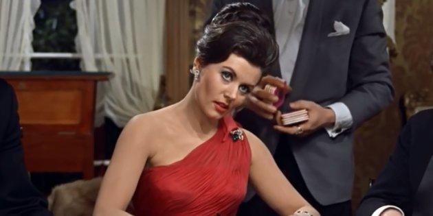 Décès de la première James Bond girl, Eunice Gayson