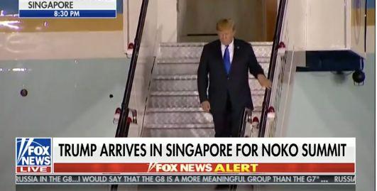 'Fox & Friends' Host Calls North Korea Summit A Meeting Of 'Two Dictators'