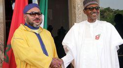 Le président du Nigéria est arrivé à Rabat pour une visite