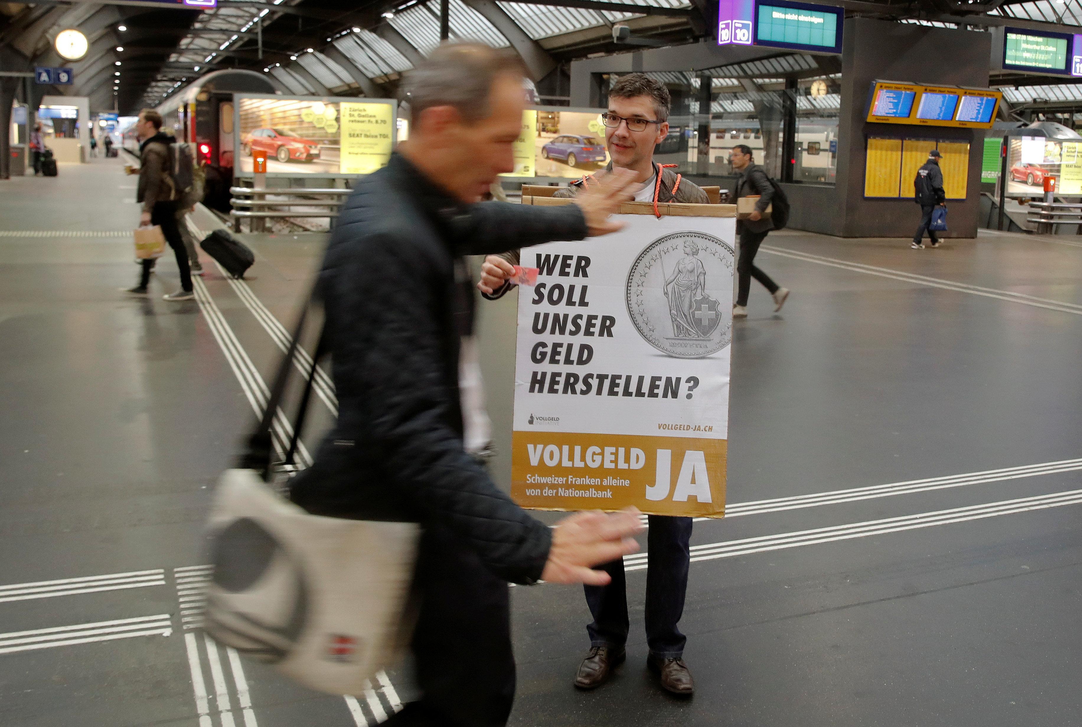Zu viel Sicherheit macht unsicher: Schweizer stimmen gegen