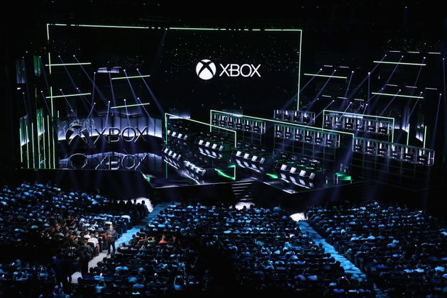 Xbox E3 2018 Conference Wows Fans With Halo Infinite Reveal, Gears 5, CyberPunk 2077 - HuffPost