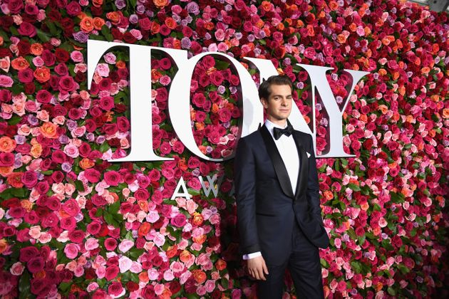 Andrew Garfield attends the 72nd Annual Tony