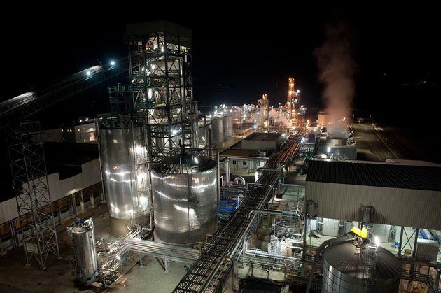 Raffinerie 2ieme Génération Crescentino