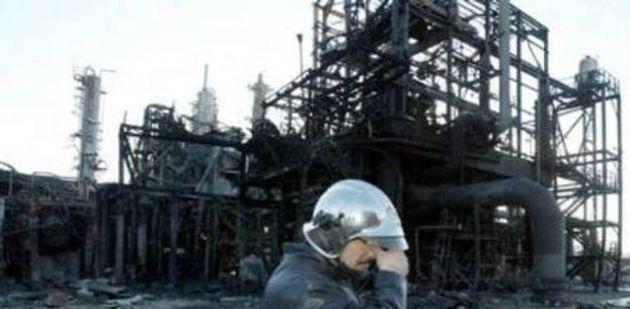 Explosion de skikda Janvier 2004 : 28 morts , 80 blesses et plus de 50 millions de dollars de