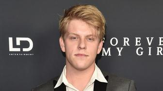 WEST HOLLYWOOD, CA - JANUARY 16:  Songwriter Jackson Odell attends the premiere of Roadside Attractions' 'Forever My Girl' at The London West Hollywood on January 16, 2018 in West Hollywood, California.  (Photo by Alberto E. Rodriguez/Getty Images)