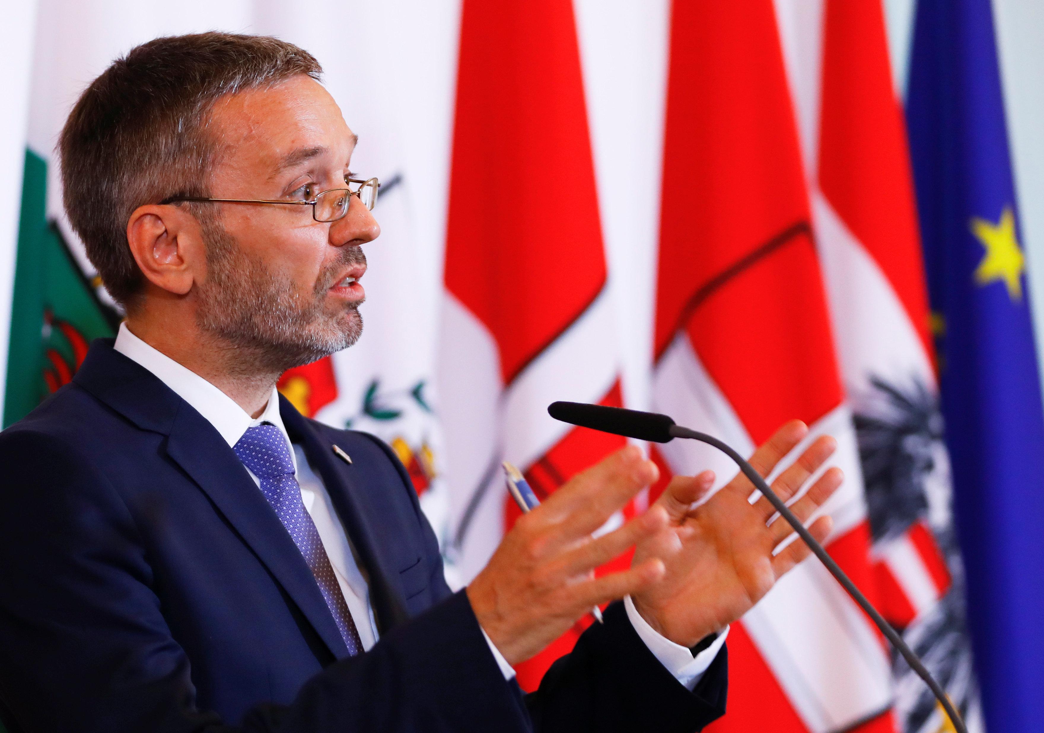 Η Αυστρία ανακοίνωσε την μεγαλύτερη έως τώρα άσκηση προστασίας