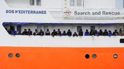 «Μπαλάκι» το Aquarius με τους 629 πρόσφυγες μεταξύ Ιταλίας και
