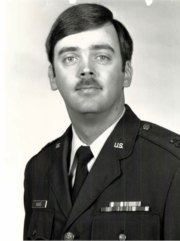 Capt. William Howard Hughes Jr. disappeared from Kirtland Air Force Base in July 1983.