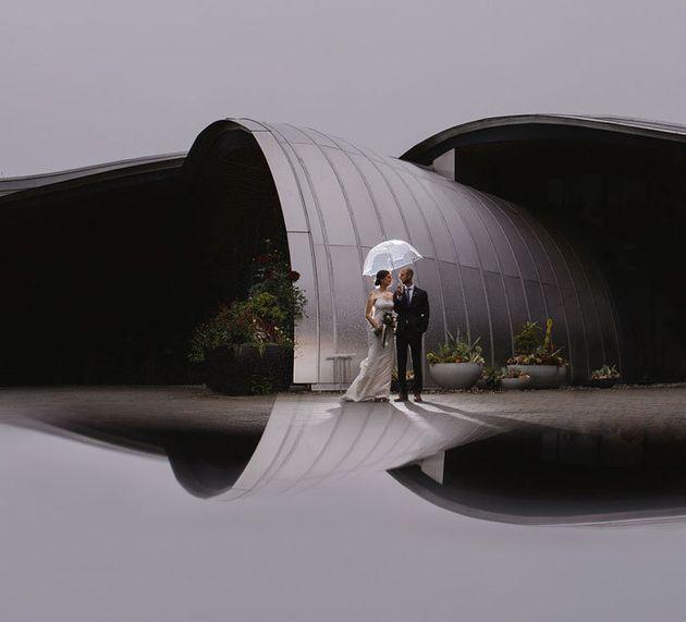 이런 웨딩사진을 찍을 수 있는 아주 간단한 팁이