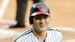 LG 오지환이 아시안게임 야구 대표팀에 이름을