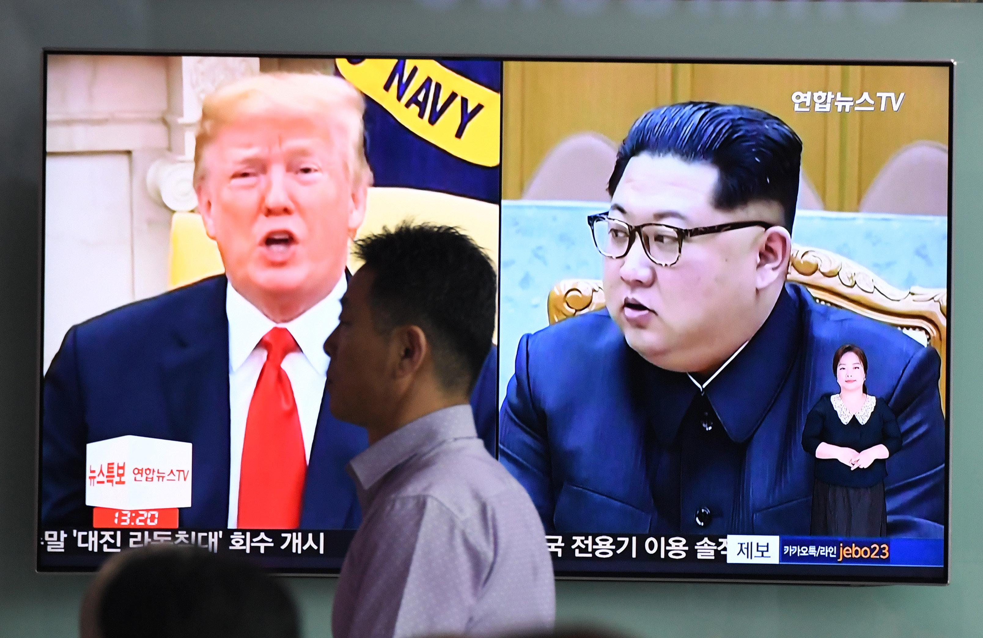 Ντόναλντ Τραμπ - Κιμ Γιονγκ Ουν: Η έλξη των