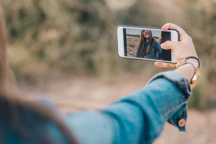 Give Selfie-takers A Break – It Doesn't Always Mean You're A