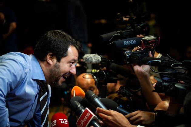 Ενισχυμένη η Λέγκα, σε υποχώρηση το κίνημα των Πέντε Αστέρων στις δημοτικές εκλογές της