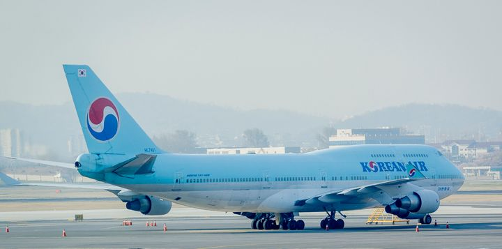 대한항공 객실승무원의 평균 우주방사선 피폭량은 국내 항공사 승무원 가운데 가장 높다.