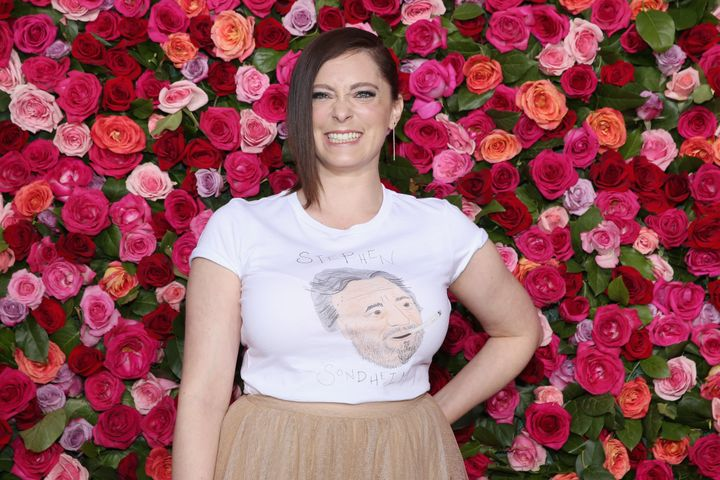 Rachel Bloom's backstage gig at the Tony Awards got dissed by Neil Patrick Harris.