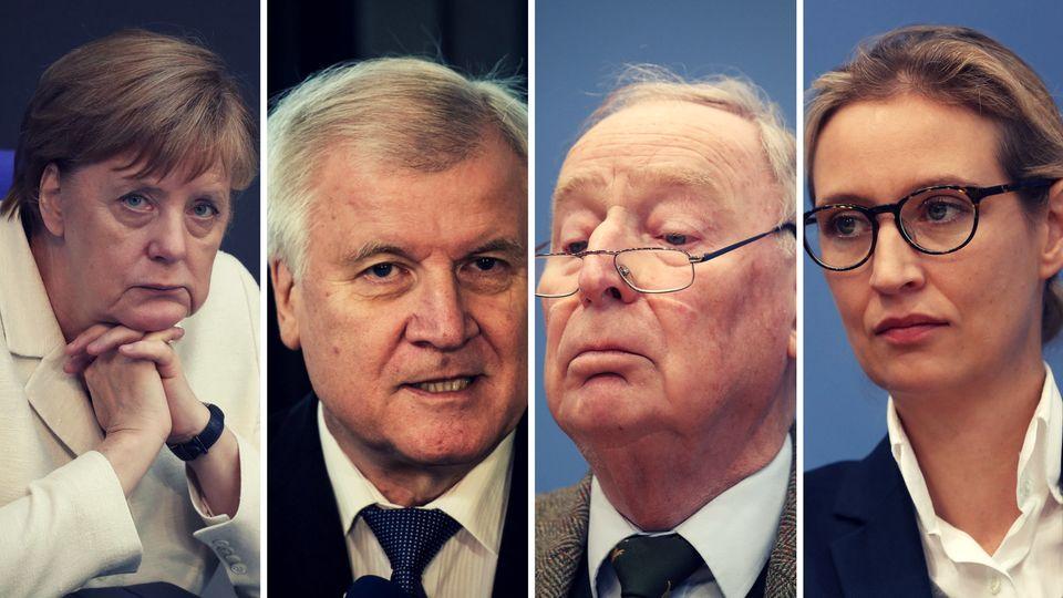Ähnlicher, als sie es sich selbst wünschen: CDU, CSU und