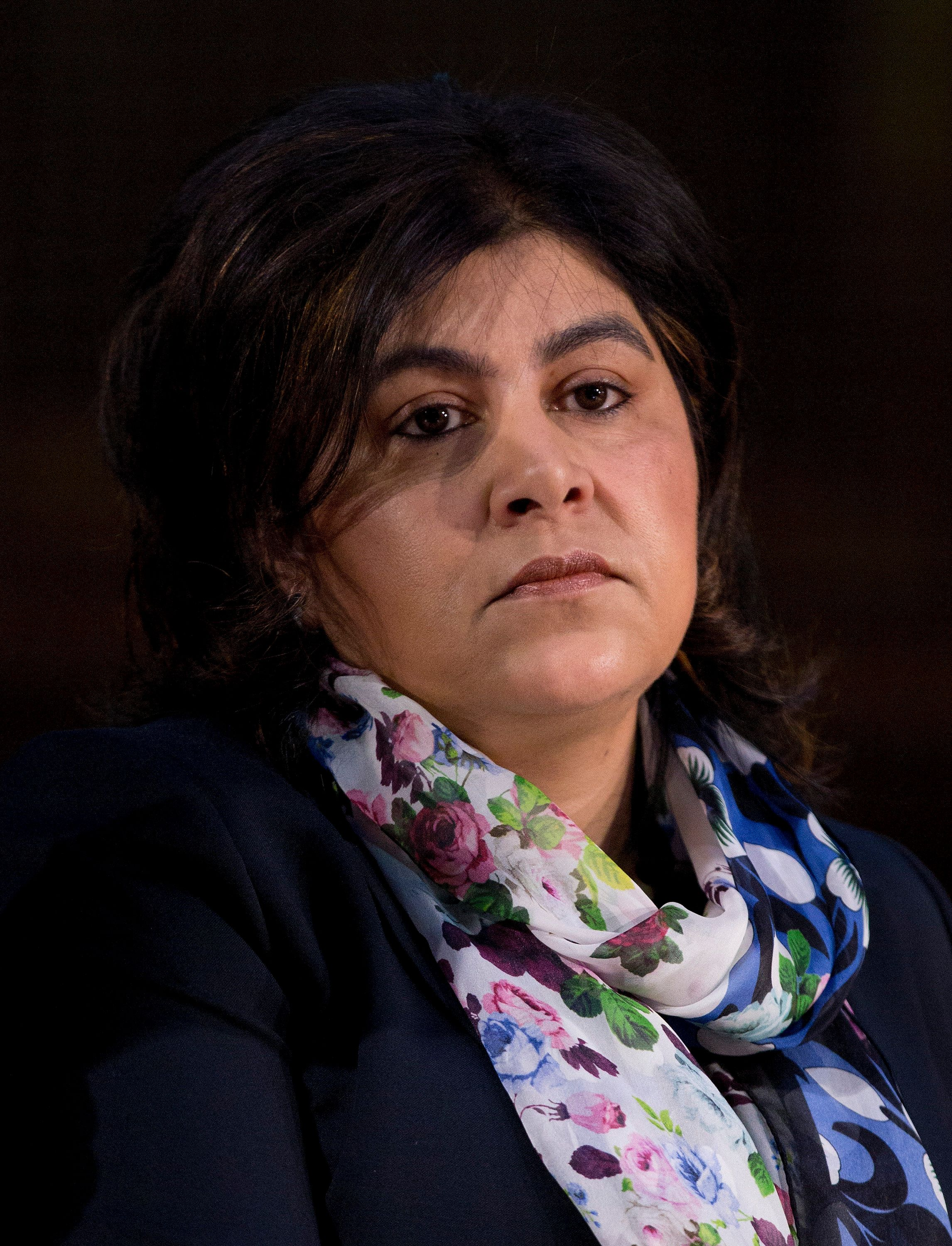 Baroness Warsi Says Islamophobia 'Very Widespread' In Tory Party
