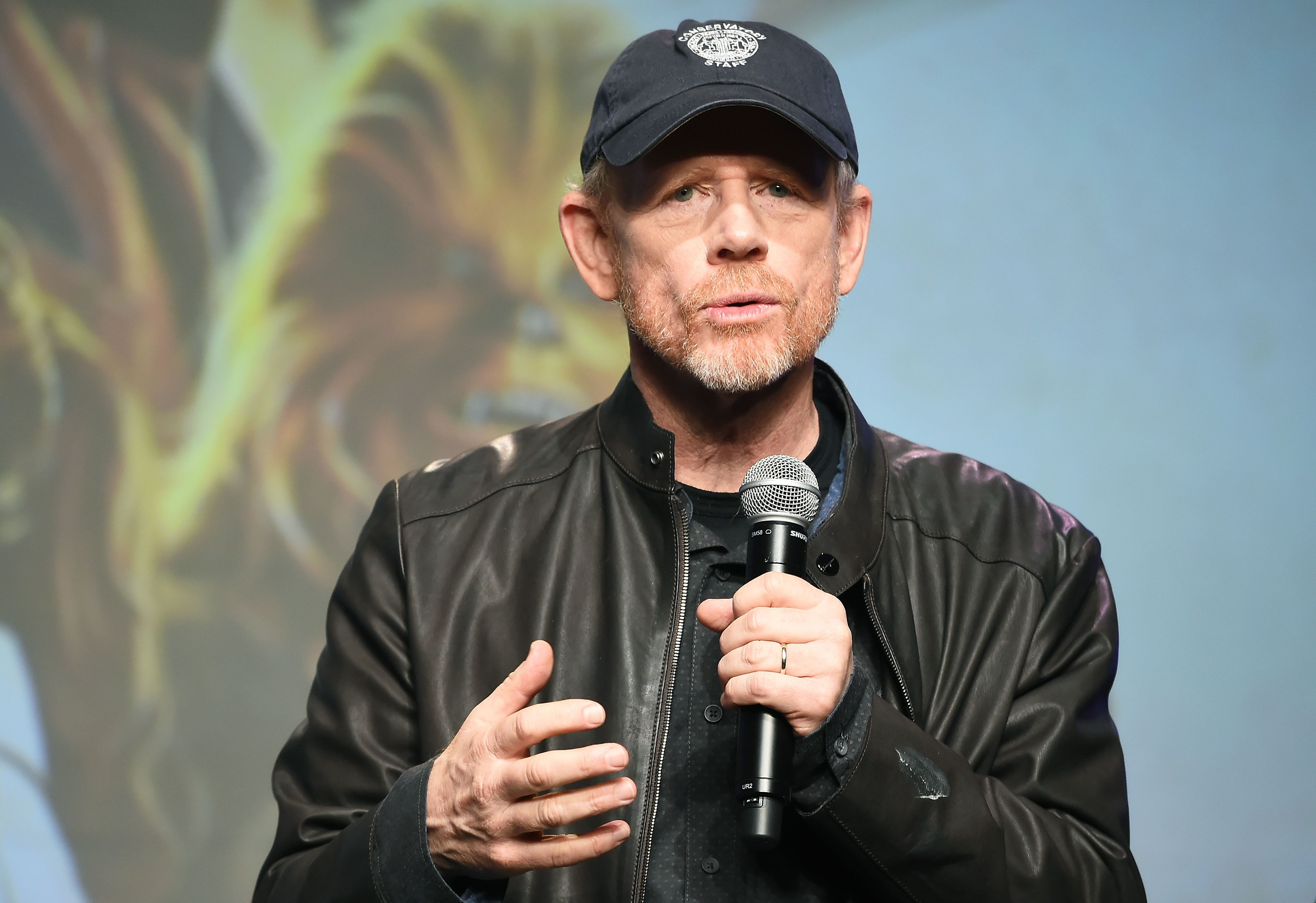 TOKYO, JAPAN - JUNE 11:  Director Ron Howard attends the Solo: A Star Wars Story Press Conference at Midtown Hall on June 11, 2018 in Tokyo, Japan.  (Photo by Jun Sato/WireImage)