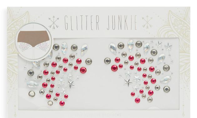 The New Vajazzle? Primark Launches 'Glittery Bum Diamonds' For Festival
