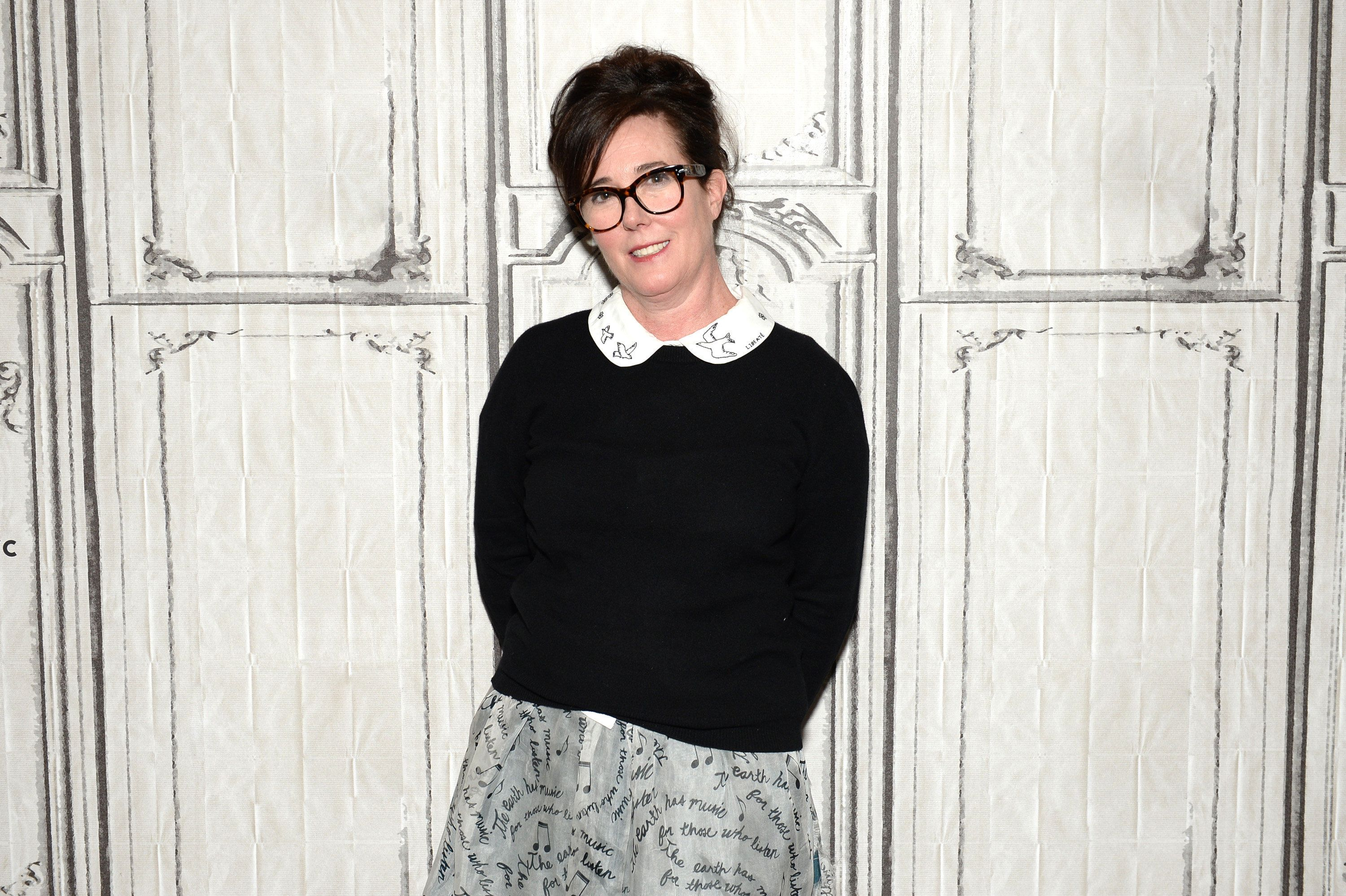 Kate Spade, who died by suicide at the age of