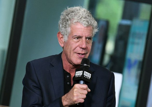 Anthony Bourdain died by suicide last week at the age