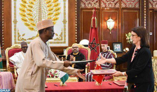 Fin prêt, le tracé du futur gazoduc entre le Nigeria et le Maroc a été présenté à