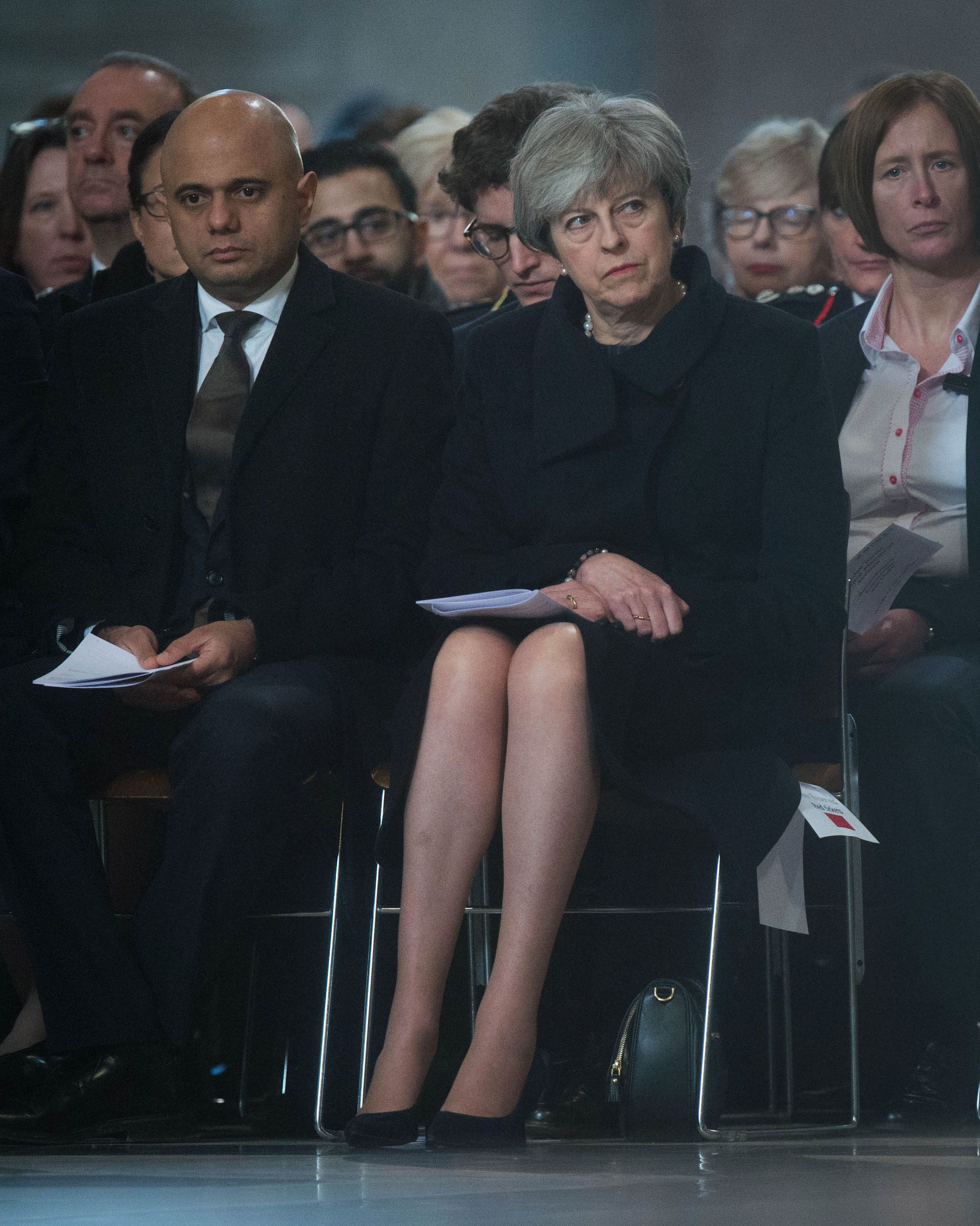 Theresa May Will 'Always Regret' Failure To Meet Grenfell Survivors After
