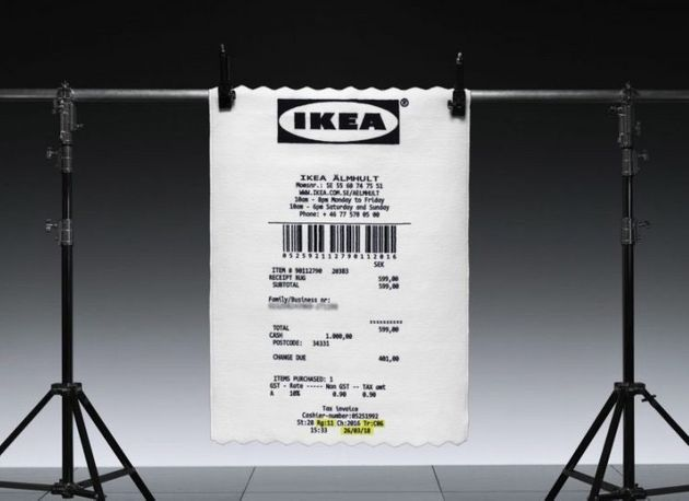 Keep Your Receipt You Might Want To Return This Ikea Rug Huffpost Uk