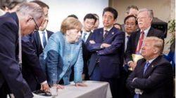 G7: tout le monde a voulu légender