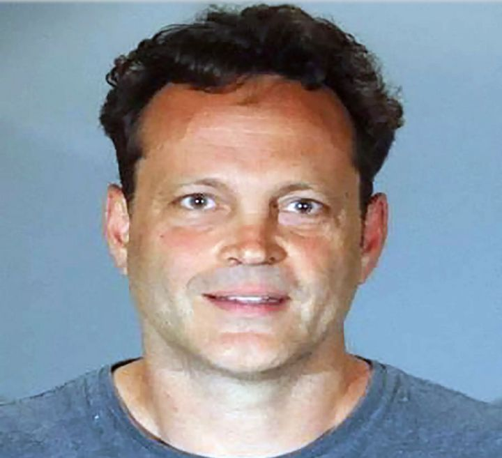 Vince Vaughn was booked in Manhattan Beach, California.