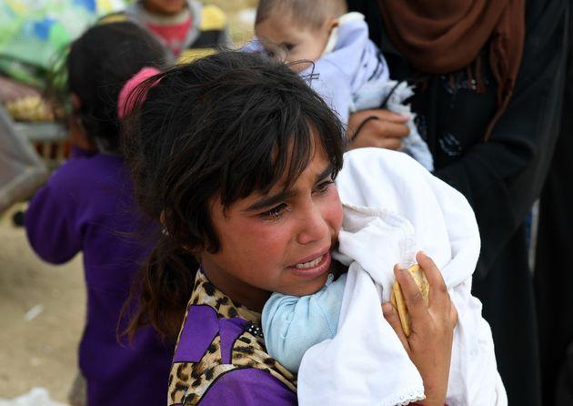 2,5 εκ. άμαχοι παγιδευμένοι στο Ιντλίμπ της Συρίας. «Δεν έχουν που να πάνε» εν μέσω των εντεινόμενων...