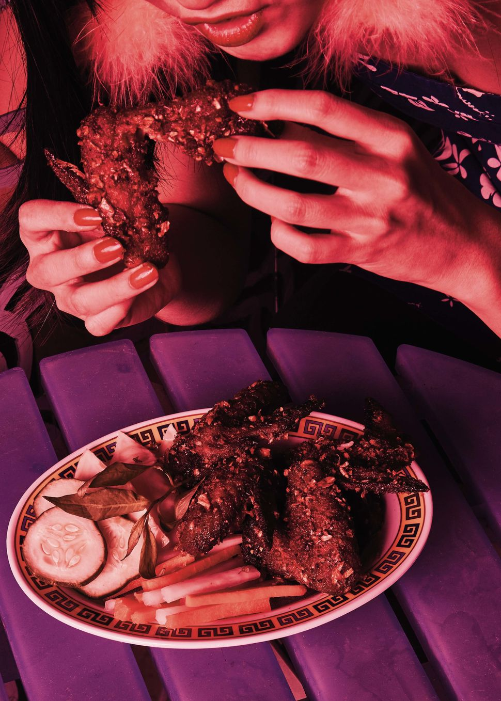Vietnamese fried chicken > all other chicken.