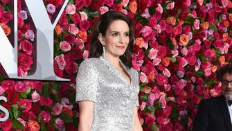 NEW YORK, NY - JUNE 10:  Tina Fey attends the 72nd Annual Tony Awards at Radio City Music Hall on June 10, 2018 in New York City.  (Photo by Larry Busacca/Getty Images for Tony Awards Productions   )