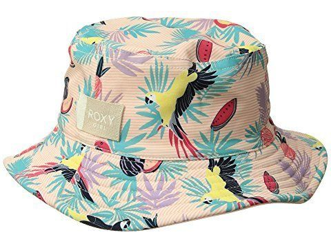 """Get it on <a href=""""https://www.zappos.com/p/roxy-kids-hey-cuties-youth-tropical-peach-parrots-island/product/8997048/color/73"""