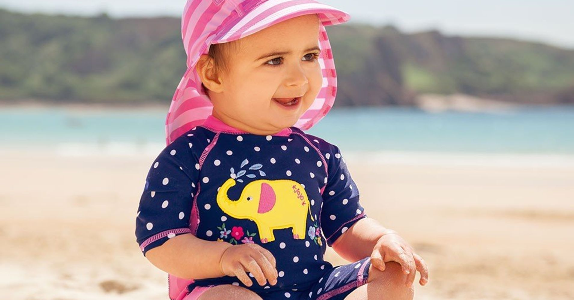 a3aedb5b96 11 Adorable UV Swimsuits For Babies | HuffPost Life