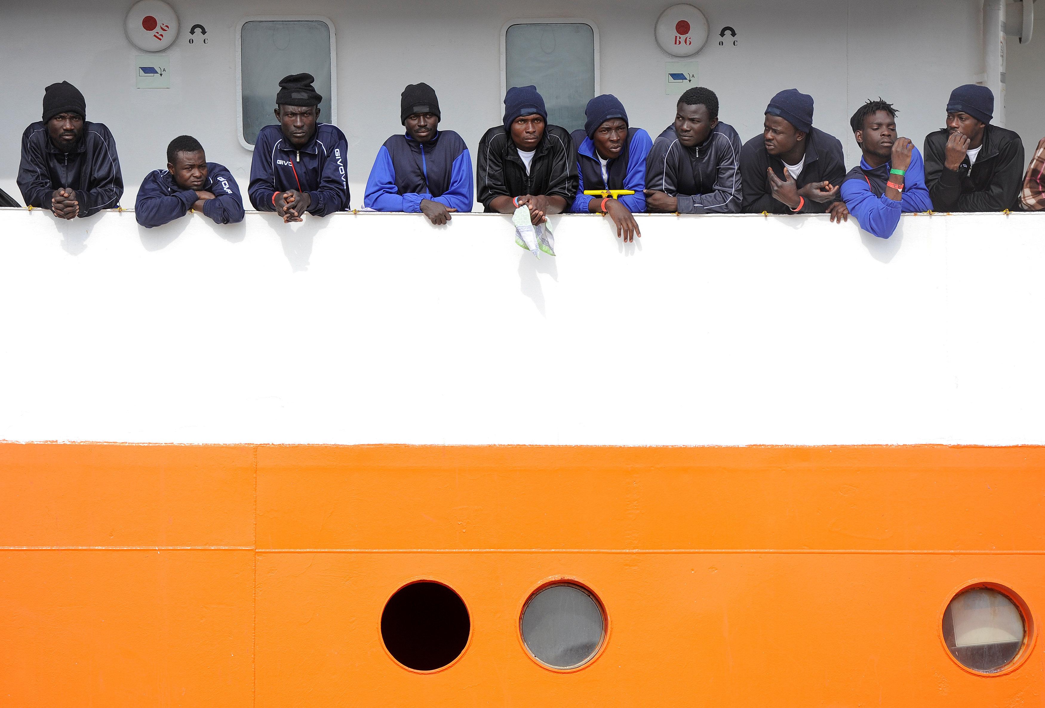 Am Montag hat sich gezeigt, wie kaputt die europäische Asylpolitik