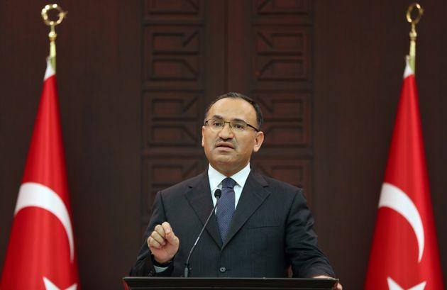 Τούρκος αντιπρόεδρος για τους «8»: Όπου κι αν πάνε θα τους