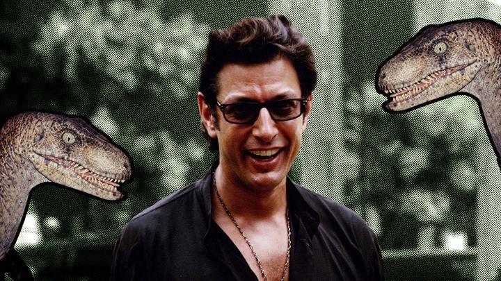 Jeff Goldblumremembers