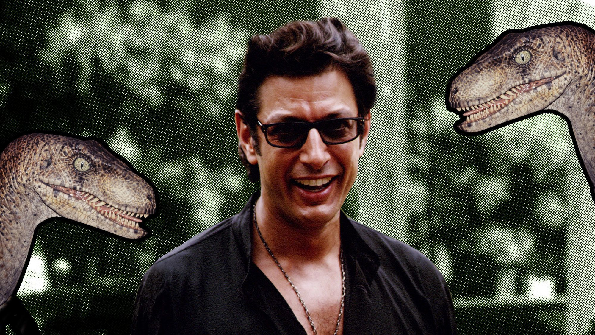 "Jeff Goldblum remembers ""Jurassic Park"" 25 years later."