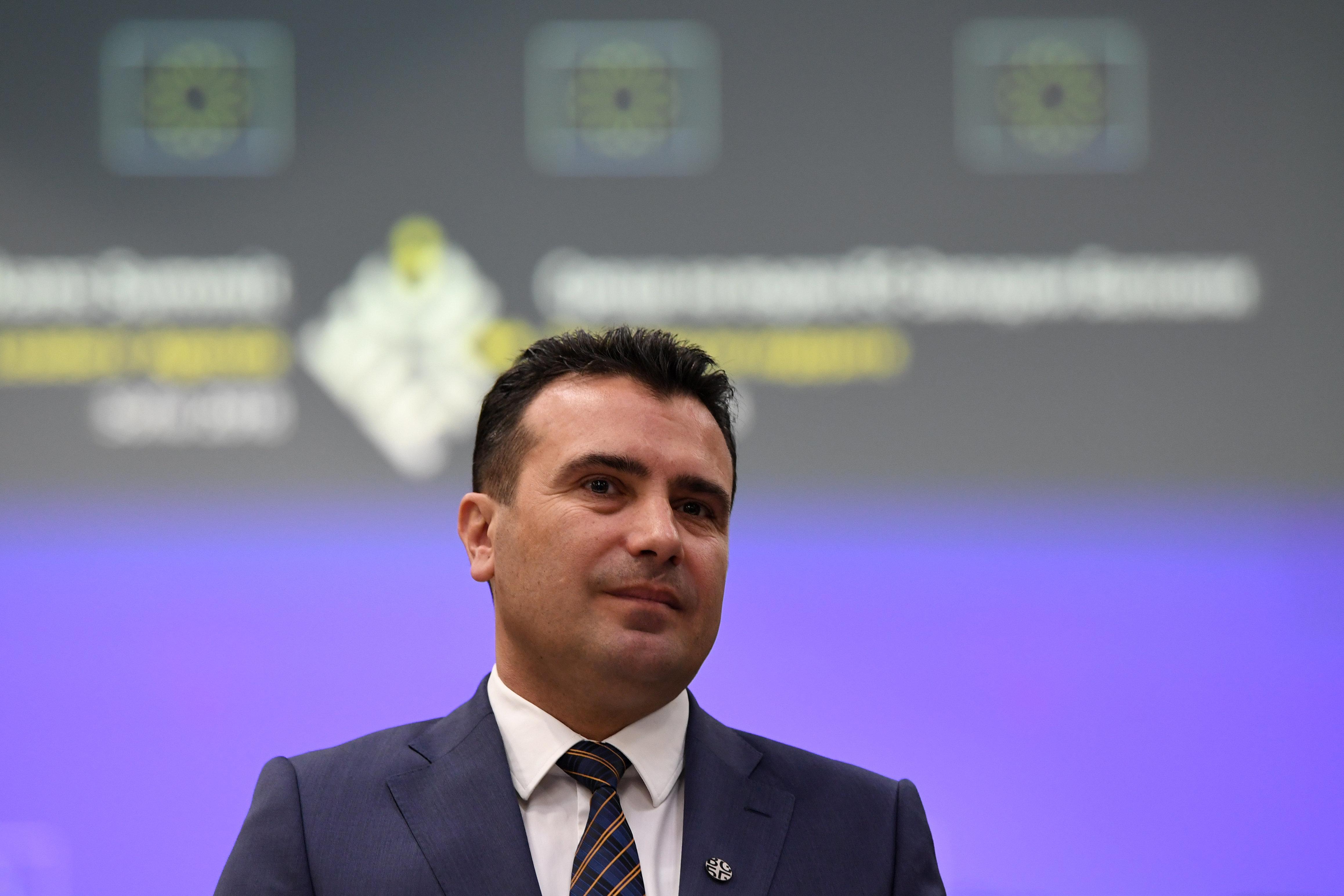 Αισιόδοξος ο Ζάεφ: Διευκρινίζονται λεπτομέρειες και την Τρίτη με τον πρωθυπουργό Τσίπρα ανακοινώνω την ευχάριστη είδηση