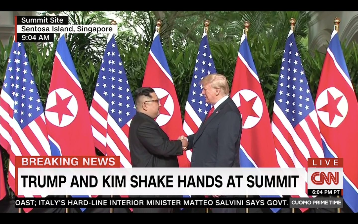 One-on-one meeting between Trump and Kim Jong Un causes problems