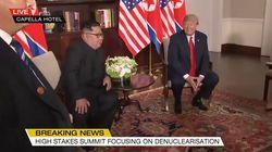 EIL: Donald Trump über Kim: