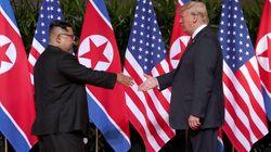 Trump und Kim: Was ihr Handschlag über die beiden Staatschefs
