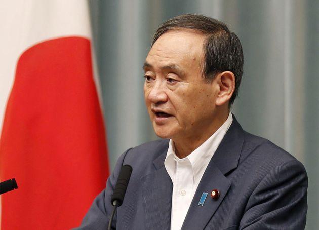 도널드 트럼프와 김정은의 만남에 대한 일본 정부의