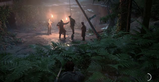 PlayStation's Bizarre E3 2018 Show Included Last Of Us Part 2, Death Stranding And Resident Evil