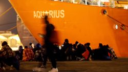 Με ιταλικά πλοία θα μεταβούν οι πρόσφυγες του Aquarius στην Ισπανία