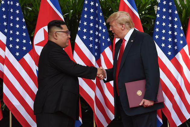 트럼프와 김정은의 '싱가포르 합의'는 성공일까