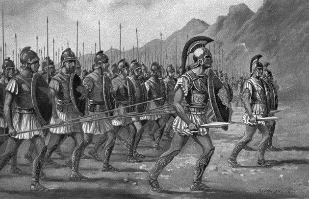 Αρχαία Ρώμη vs Μακεδονία: Μια άγνωστη σύγκρουση μεταξύ δυο κορυφαίων αυτοκρατοριών της ανθρωπότητας κι...